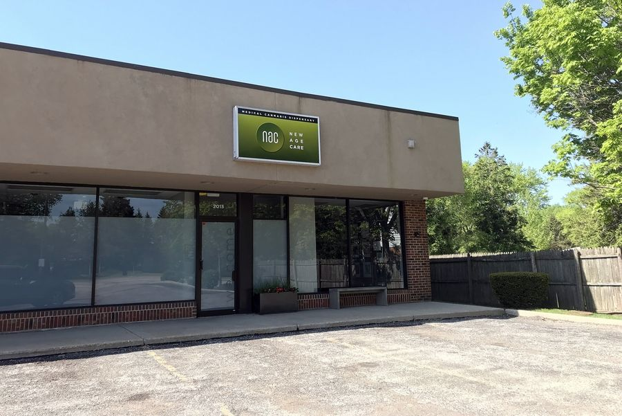 The owners of the New Age Care medical marijuana dispensary in Mount Prospect don't want to wait until after a Nov. 3 referendum for village leaders to make a decision whether they should be allowed to sell pot for recreational use also.