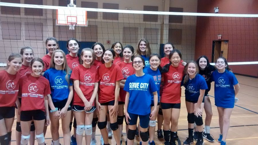 Serve City Volleyball Club in Wheaton and Glen Ellyn is welcoming new athletes to register for Sept. 1 tryouts and returning athletes to sign up for the new season that begins Sept. 8.