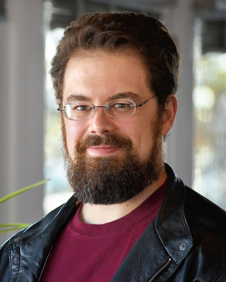 "Christopher Paolini, author of ""To Sleep in a Sea of Stars"""