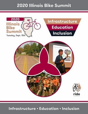 Register for the Sept. 15 Illinois Bike Summit at www.rideillinois.org.