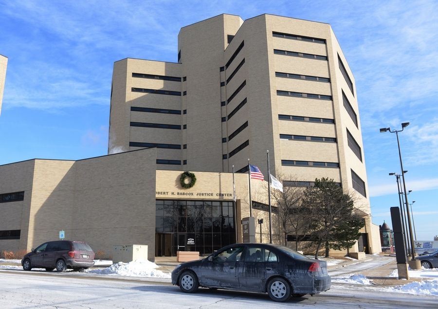 Tests of about 600 people at the Lake County jail turned up three COVID-19 cases.