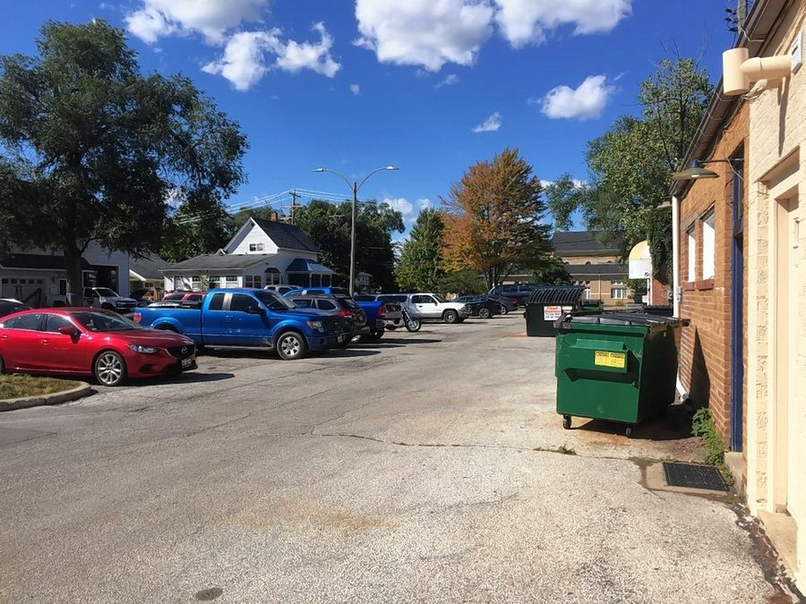 Business owners along Route 31 in Batavia are having problems dealing with illicit activity in their back parking lot.