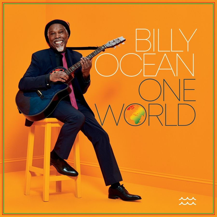 """One World,"" by Billy Ocean"