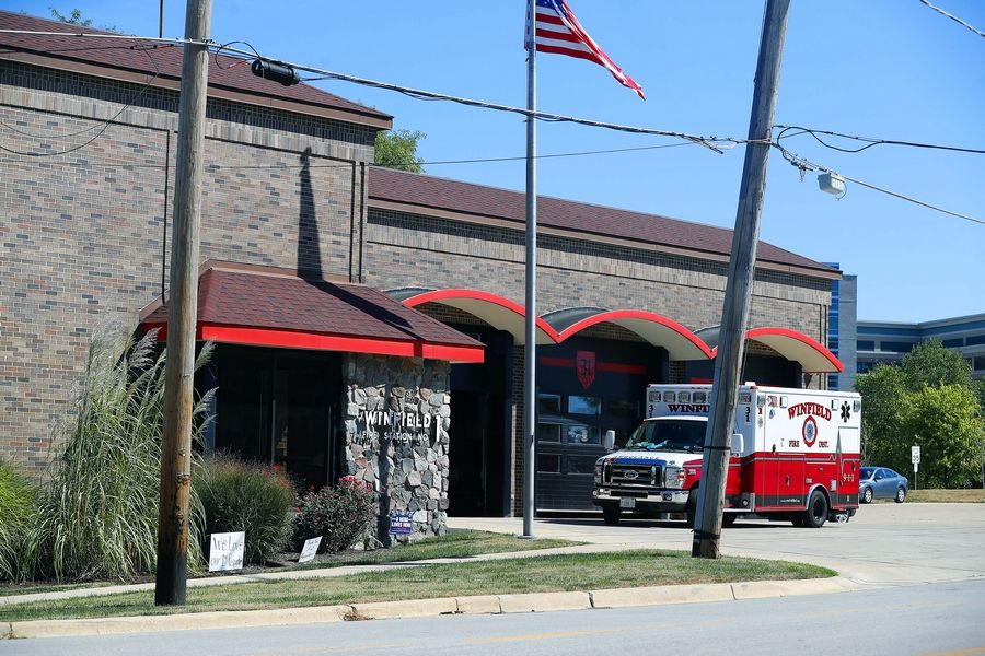 The Winfield Fire Protection District is making another referendum push.