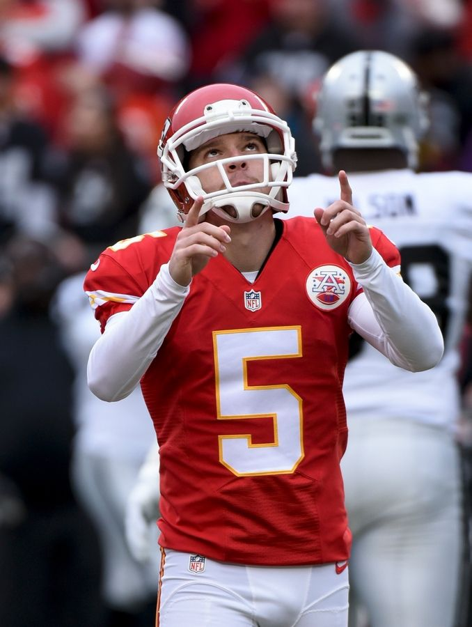 Cairo Santos was a Kansas City Chiefs kicker when Bears coach Matt Nagy was in Kansas City. From that experience, Nagy has confidence in Santos, who will kick for the Bears while Eddy Pineiro is on the injured list.