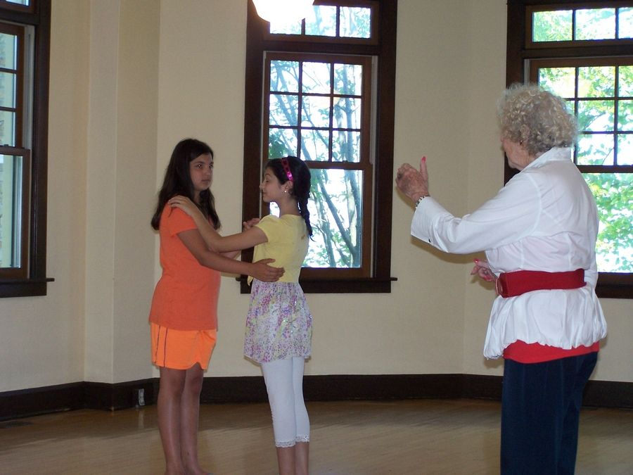 Ballroom dance classes will return to the Anderson Arts Center in Kenosha, Wisconsin, Sept. 15.