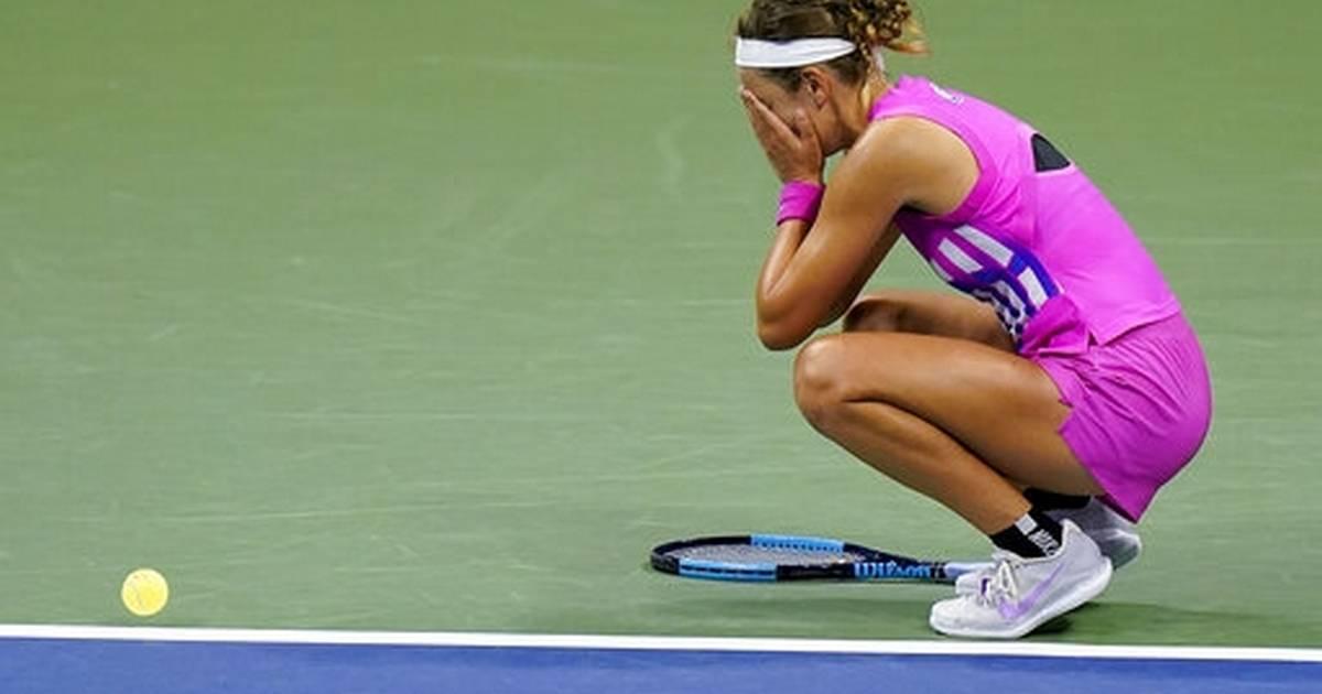 Us Open Glance Naomi Osaka Vs Victoria Azarenka In Final