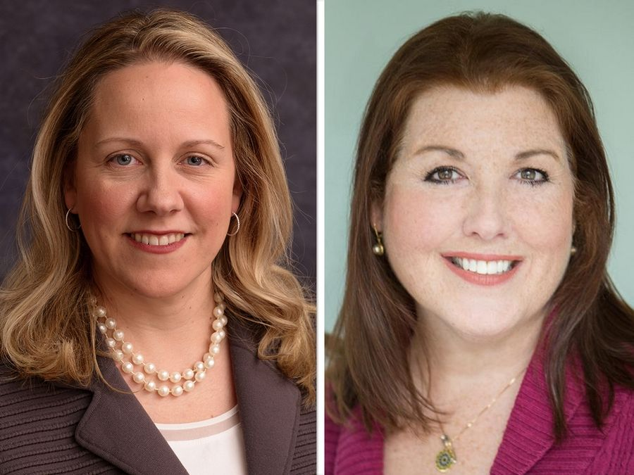 Deanne Mazzochi, left, and Jennifer Zordani , right, are candidates for state legislature 47th district in the 2020 election.