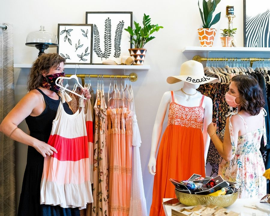 The owner of Wyckwood House, a clothing and gift boutique in downtown Aurora, is opening a second store in Wheaton.
