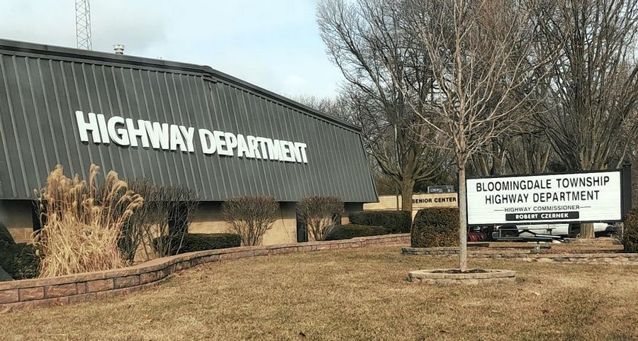 A Freedom of Information Act request showed some unusual dates for a contractor hired by Highway Commissioner Robert Czernek to be out leveling the dirt at a township dump.