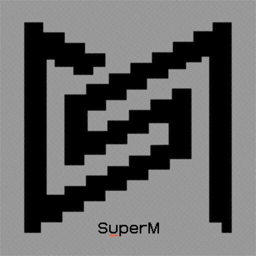 "This cover image released by SM Entertainment Co., Ltd. shows ""Super One"" by SuperM. (SM Entertainment Co., Ltd. via AP)"