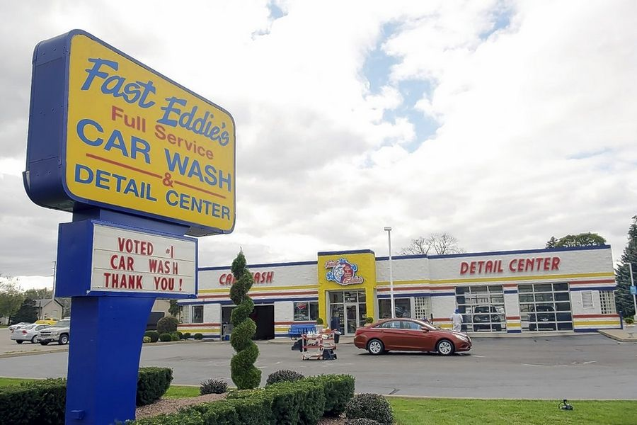 Fast Eddie's Car Wash and Detail Center now has four locations where they give their customers great car washes and excellent customer service.