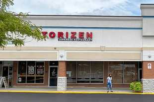 Torizen Japanese Restaurant in the Schaumburg Corners Shopping Center is expanding into the vacant space next door due to the impact COVID-19 restrictions have had on its seating capacity.