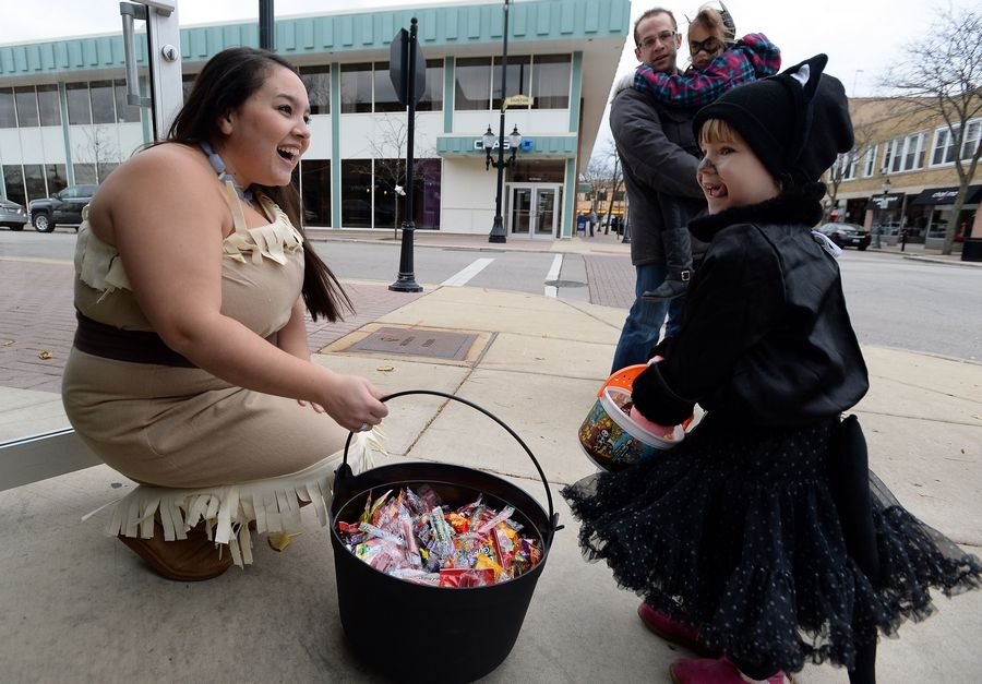 Trick-or-treating will come with guidelines this year.