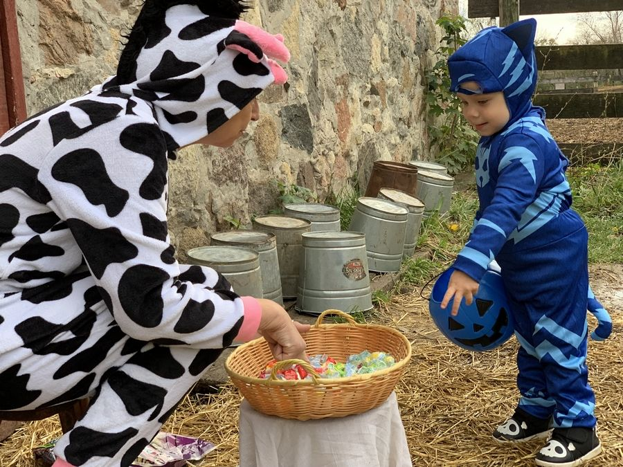 Trick-or-treating will be different this year because of the coronavirus, officials say.