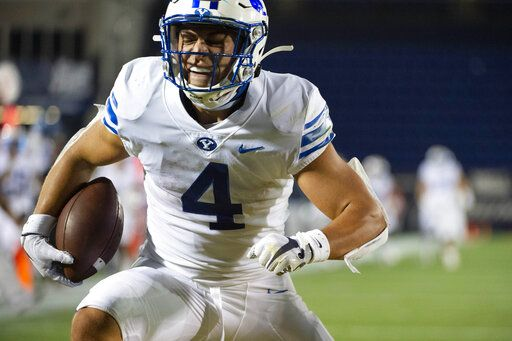 No. 18 BYU takes on Troy in return after COVID-19 outbreak