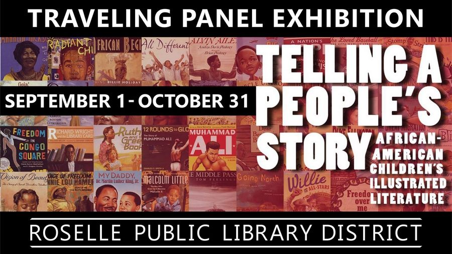 Roselle library hosts 'Telling A People's Story' featuring ...