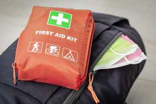 The contents of your home first-aid kit will vary depending on your activities and lifestyle.