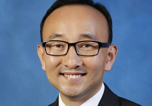 Soojae Lee is a Republican candidate for Lake County Board District 20.