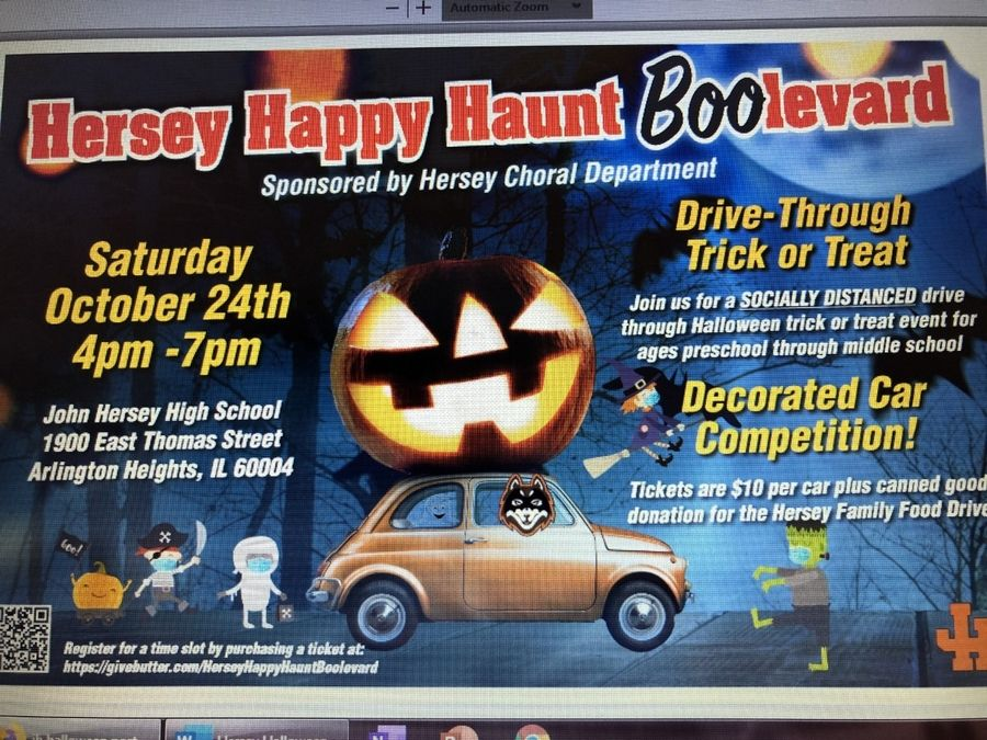 "Children and parents can enjoy a fun and safe Halloween activity Saturday, October 24, at the ""Happy Hersey Haunt Boolevard"" at John Hersey High School in Arlington Heights.Boris Karloff"