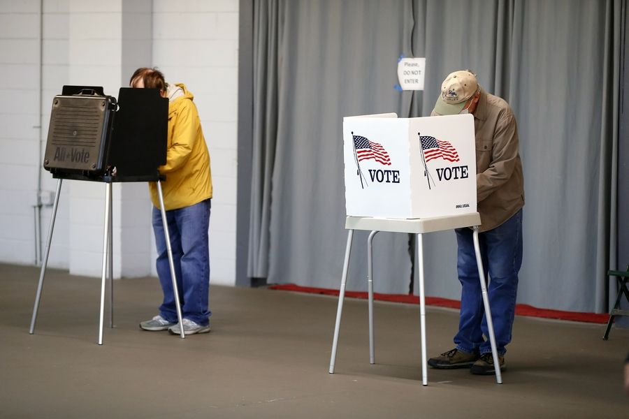 DuPage County will operate one early voting site until Oct. 19. Then, early voting expands to 18 sites.