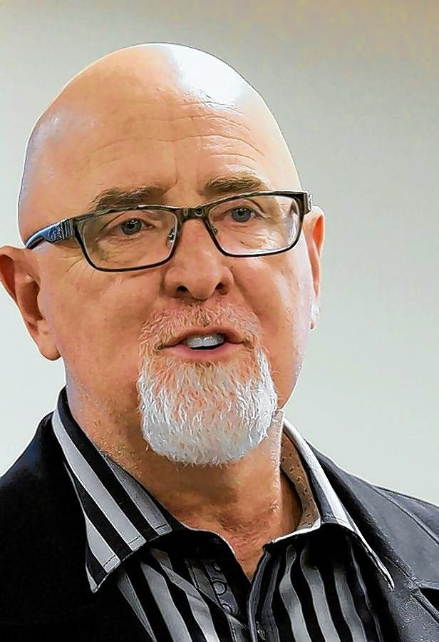 James MacDonald, former senior pastor of Harvest Bible Chapel