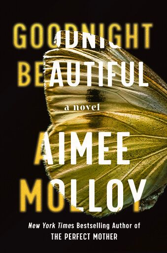 "This cover image released by Harper shows ""Goodnight Beautiful,"" a novel by Aimee Molloy. (Harper via AP)"