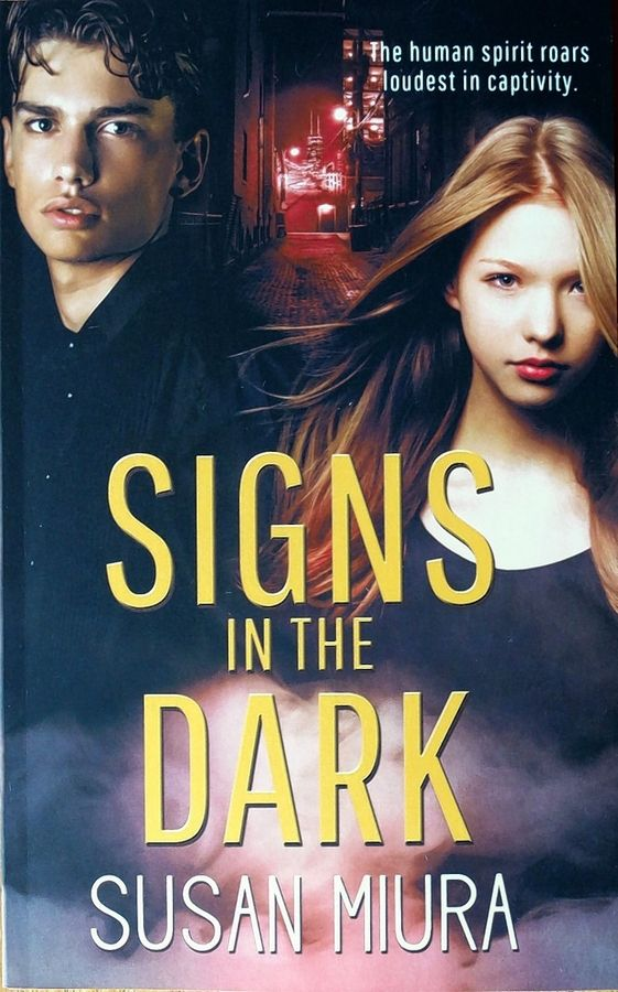 """Signs in the Dark,"" a young adult novel by Schaumburg resident Susan Miura, was recently released and features Hispanic and deaf teen heroes."