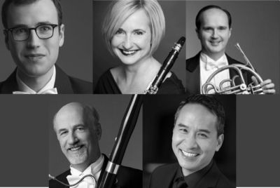 "The 2020-2021 Unity Chamber Music Series will begin Friday, Oct. 16, with  ""Celebrating Beethoven"" featuring the Beethoven Quintet for Winds and Piano."