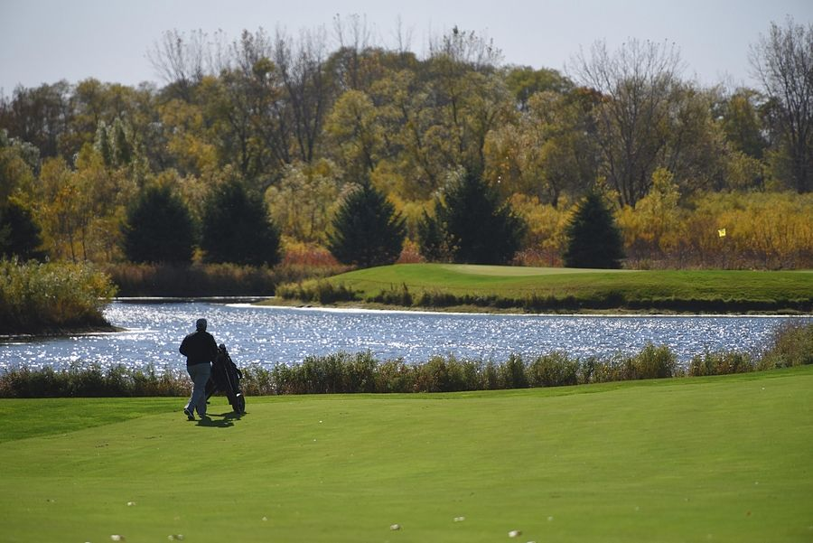 Publicly owned golf courses, such as Randall Oaks Golf Course in Dundee Township, saw a significant revenue spike this year as golfers flooded the links for one of the few recreational activities allowed during the pandemic.
