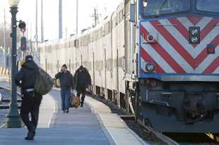 Metra ridership is decimated since the COVID-19 pandemic began and leaders face a $70 million shortfall.