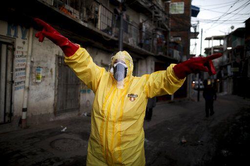 Argentina is 5th nation to pass 1 million coronavirus cases