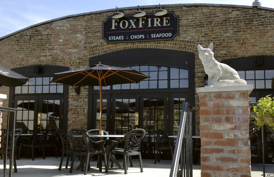 FoxFire Restaurant in downtown Geneva won permission to offer indoor dining while it fights Gov. J.B. Pritzker's recent ban.