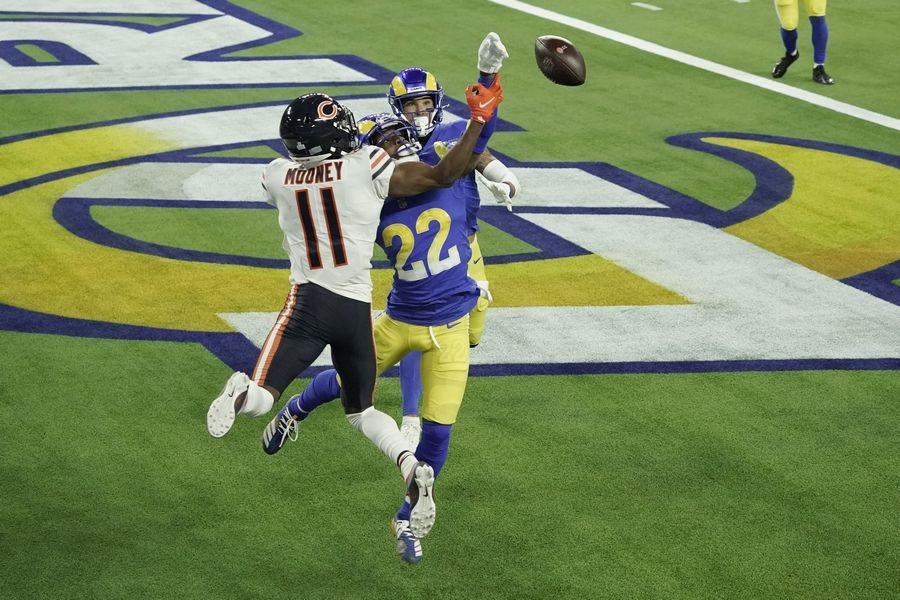 3 and out: What mattered and what didn't in Bears' loss to Rams