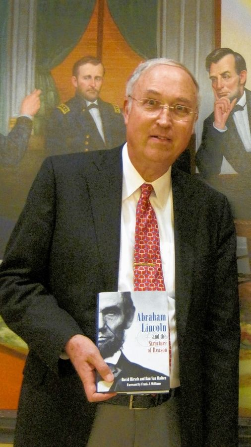 Having co-authored several books on Abraham Lincoln, Batavia author Dan Van Haften says his next book will focus on 150 documents and letters that give personal insights.