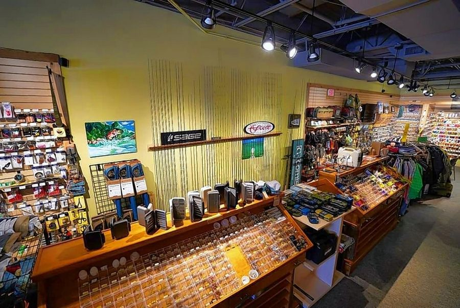 At the center of the burgeoning fly fishing movement in the Chicagoland area is the DuPage Fly Fishing Co. at 1512 N. Naper Blvd., Suite 136, Naperville.