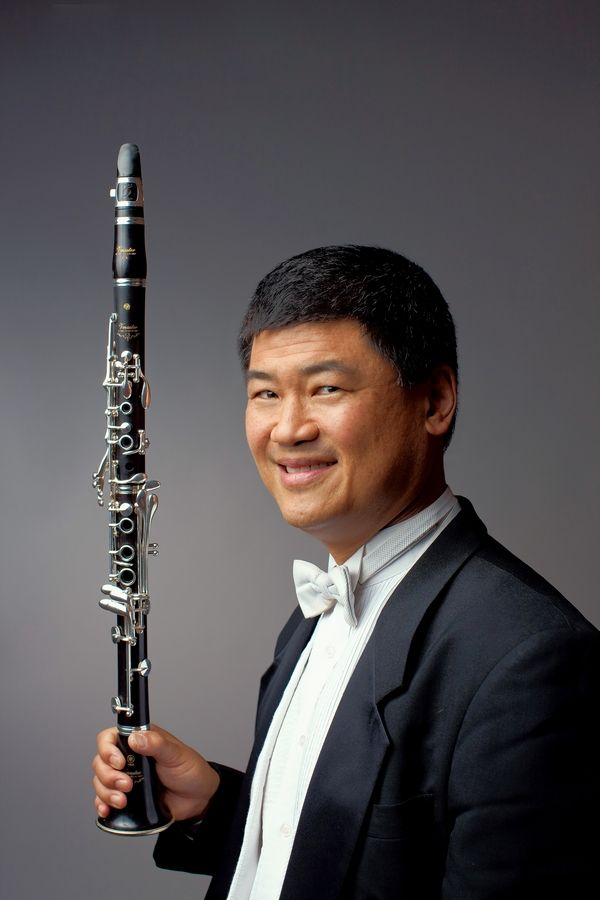 John Yeh is the longest-serving clarinetist with the Chicago Symphony Orchestra. He was hired by the late Sir Georg Solti in 1977.