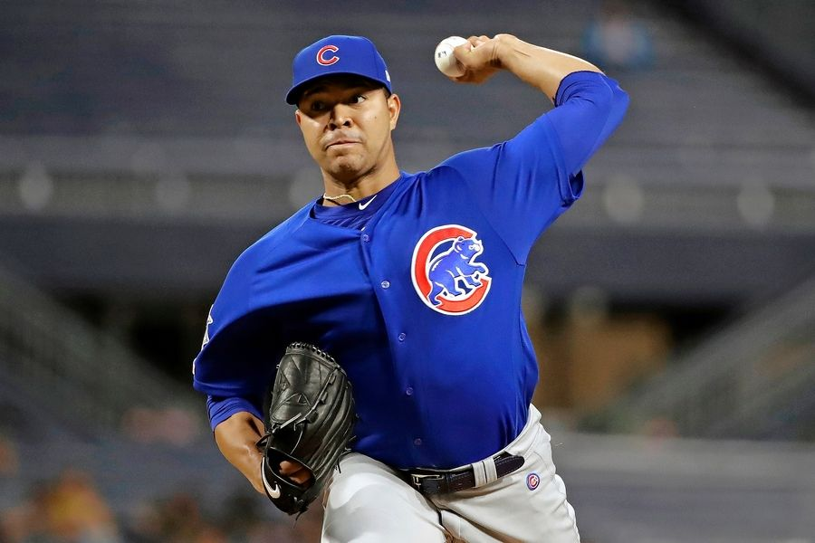 Chicago Cubs starting pitcher Jose Quintana is a free agent this offseason. Will the Cubs move on from the pitcher?