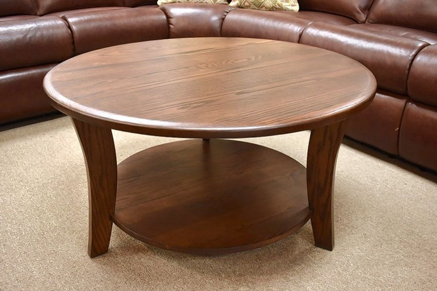The Laurie Occasional table set offers a coffee table and side tables.