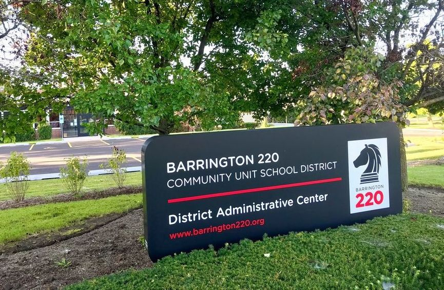 Barrington Area Unit District 220 said Thursday it will continue to follow its five-metric plan for reopening schools during COVID-19, a move endorsed by its teacher union. That means the district will not return to hybrid learning next week, as some parents and school board members hoped.