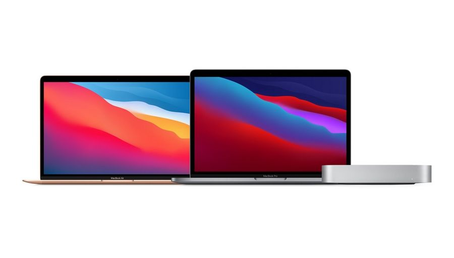 At an online launch event Tuesday, Apple announced new versions of its Mac computers with Apple-designed processors. The new MacBook Air, MacBook Pro and Mac Mini are the first Apple PCs in more than a decade that aren't powered by chips from Intel.