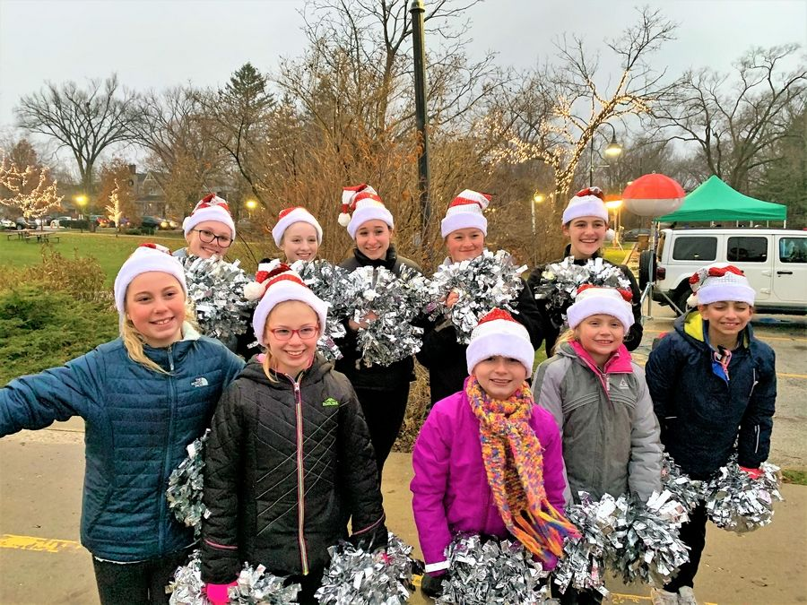 "The YMCA's North Suburban School of Dance will participate in the Village of Glenview's ""static"" drive-through holiday parade at 4:30 p.m. Saturday, Nov. 28."