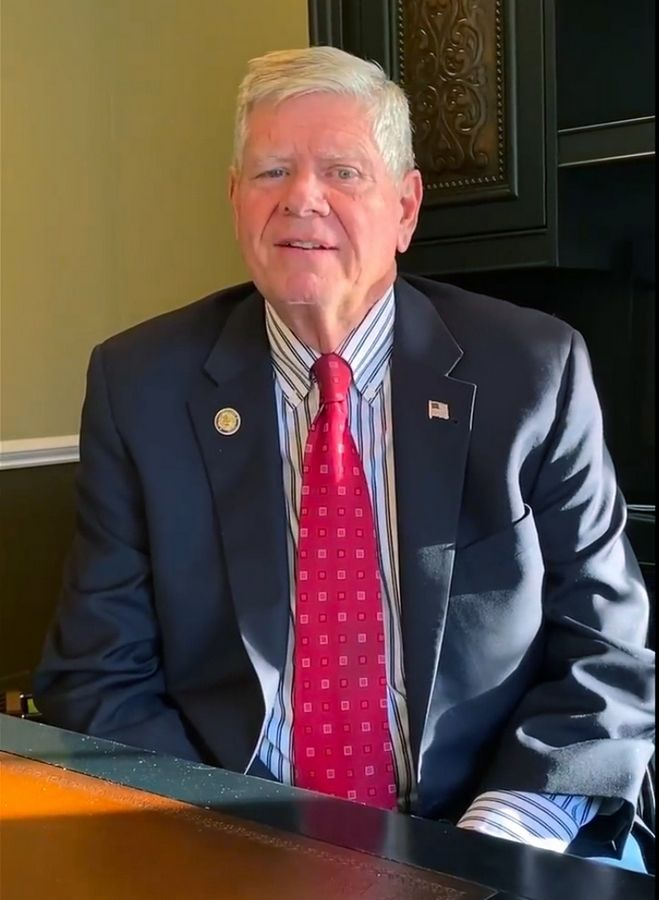 Republican Jim Oberweis was leading the 14th Congressional District race on Election Day but lost once ballots cast by mail were counted, unofficial results showed. He's contesting the election results.