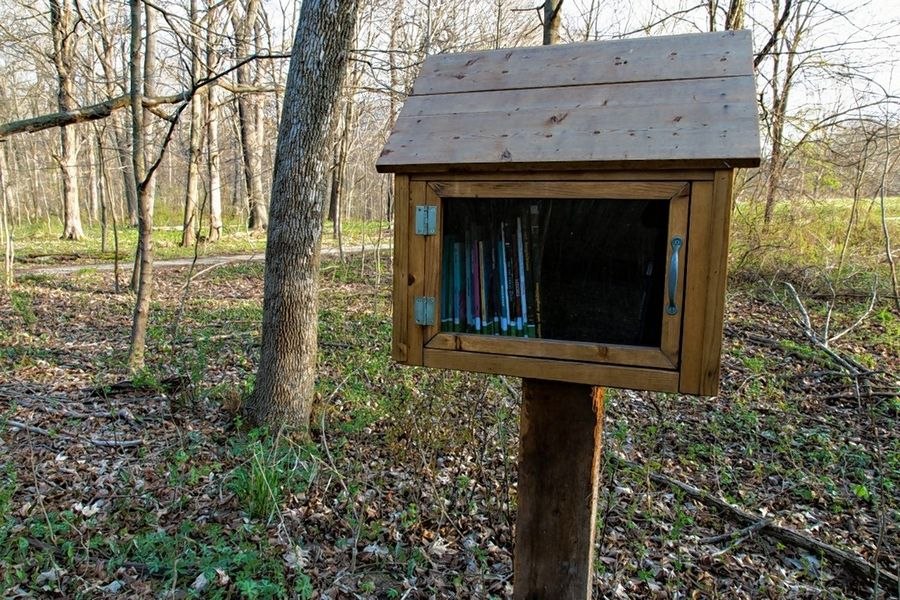 Little Free Library structures complemented the Trail Tales program in three Lake County forest preserves but will be removed and the program ended.