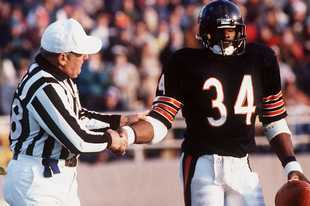 Daily Herald file photo Forty years ago it was mostly about running back Walter Payton when it came to the Chicago Bears. A victory was a bonus.