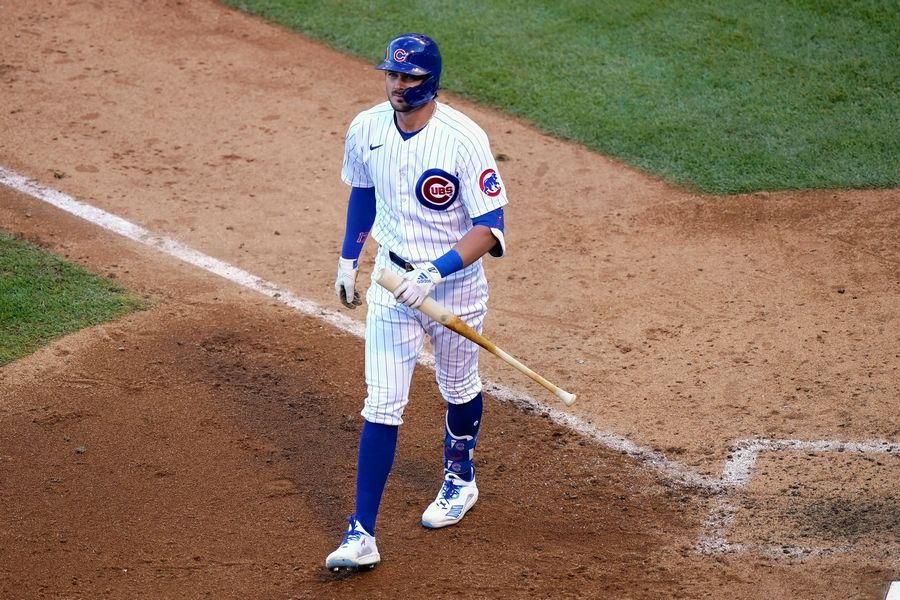 Trade rumors continue to surround the Cubs' Kris Bryant.