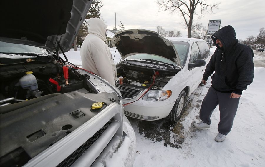 How can you avoid a dead battery or frozen fuel lines during a pandemic winter? Experts say drivers should keep their tanks two-thirds full and take their vehicles out for an occasional spin, even when working from home.