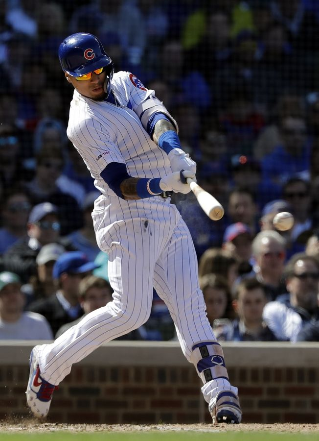 "High school baseball coach Kirby Smith has some ideas on why Cubs shortstop Javy Baez slumped so badly in 2020. ""If you look at Baez, unless he's hitting the ball to right field, he usually is struggling because his head will release early because he can't wait to see where the ball's going to go,"" Smith said."