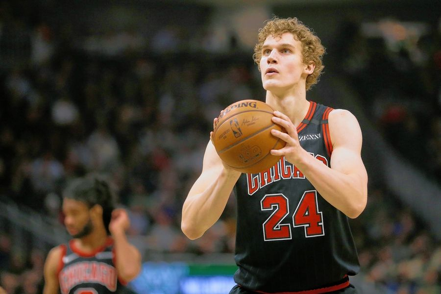 The Bulls' Lauri Markkanen said Monday his preference is to stay with the Bulls long term.
