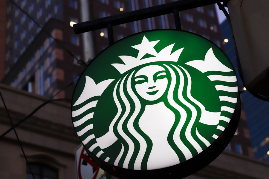 Starbucks is offering a free tall brewed coffee to front-line workers during the month of December.